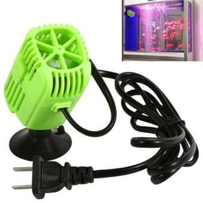 AQ3000M 6W 300L/H Single Head Aquarium Wave Maker Water Pump Circulation Pump, AC 220-240V