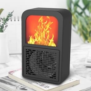 600W draagbare mini handige Luchtverwarmer warme ventilator blower Heater radiator warmer voor kantoor  Home  AC 220V