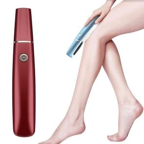 3W Electronic Foot Grinder Dead Skin Foot Cocoon Removal Care File Tool(Red)