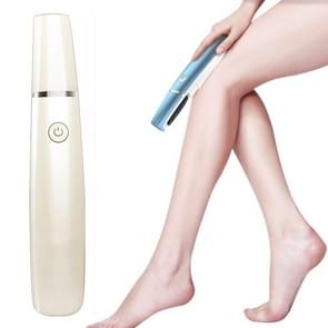 3W Electronic Foot Grinder Dead Skin Foot Cocoon Removal Care File Tool(White)