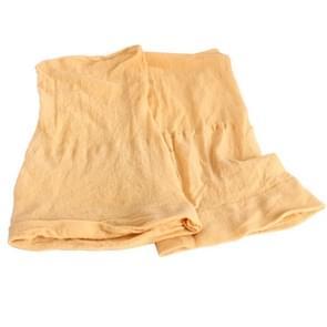5 stuks hoge elastische zijden sokken nep haar netto pruik Liner Caps haarband Mesh  B (vlees kleur)