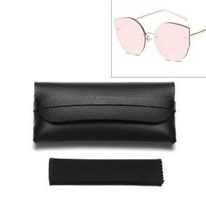 Ultralight Leather Protective Case for Sunglasses Glasses