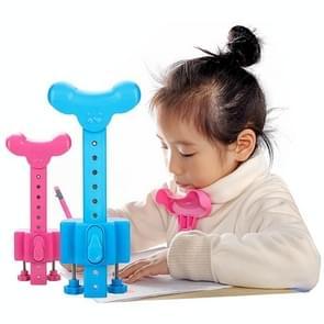 Multifunctionele anti-bijziendheid frame studenten kinderen oog bescherming correcte houding controle schrijven houding  willekeurige kleur levering