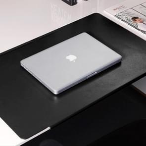 Verhoging verdikking Mat Computer Desk Mat Bureau matten tabelgrootte: 40 x 65 cm (zwart)
