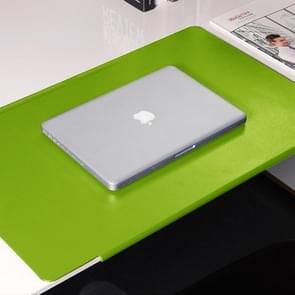Increase Thickening Table Mat Computer Desk Mat Writing Desk Mats Size: 40 x 65 cm(Green)