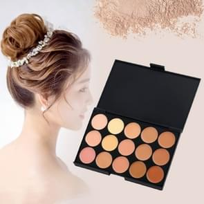 Z15-2 15 Colors Concealer Foundation Cream Makeup Cosmetic Palette