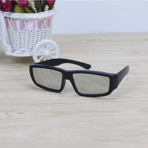 ABS Frame eclipsbrilletje oog bescherming veilig zonne-Viewer(Black)
