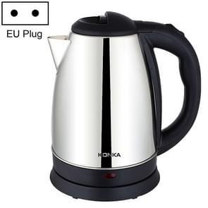 KONKA KEK-15DG1830 draagbare roestvrijstaal elektrische waterkoker  capaciteit: 1.8 L  EU-stekker