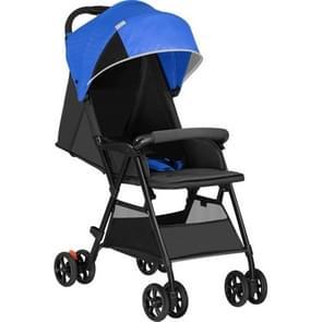 Original Xiaomi QBORN TQ02OS Portable Folding Baby Stroller(Blue)