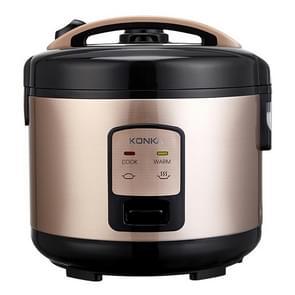KONKA KRC-30JX37 Portable Household Kitchen Food Cooking Machine Electric Rice Cooker, Capacity : 3L, EU Plug