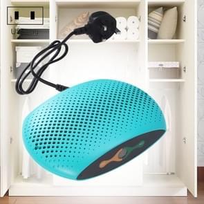 INVITOP Portable Household Wardrobe Piano Moisture-proof Dehumidifier Air Moisturizing Dryer Moisture Absorber, US Plug (Green)