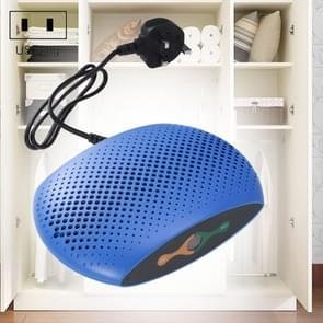 INVITOP Portable Household Wardrobe Piano Moisture-proof Dehumidifier Air Moisturizing Dryer Moisture Absorber, US Plug (Blue)