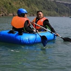 Drifting visserij reddingsvesten met fluitje zwemmen voor volwassenen  maat: XL(Orange)