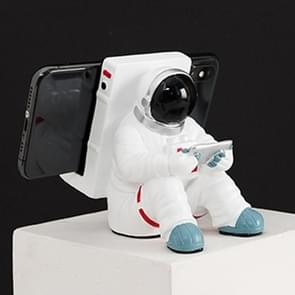 Keepwood KW-0140 Astronaut Shape Creative Universal Desktop Tablet Holder Bracket