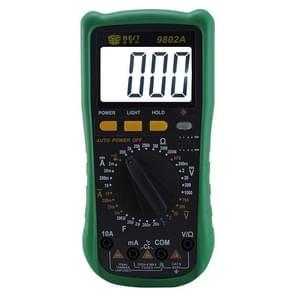 BEST-9802A handheld LCD-scherm digitale multimeter