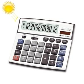 OSALO OS-8815 12 Digits Desktop Calculator Solar Energy Dual Power Calculator