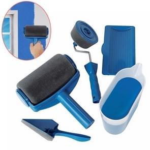 Pintar Facil 5 in 1 multifunctionele Paint Brush Set rolborstel
