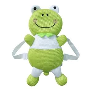 Breathable Frog Pattern Shockproof Head Pad for Baby Children Waliking