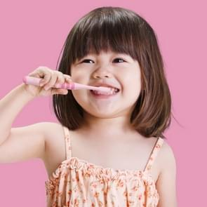 Originele Xiaomi Dr.Bei kinderen zacht Toothbrush(Pink)