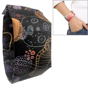 Jellyfish Pattern Creative Fashion Waterproof Paper Watch Intelligent Paper Electronic Wristwatch