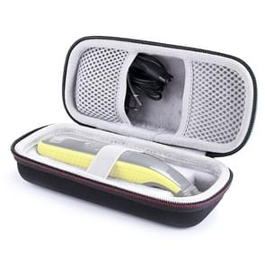 Portable EVA Shockproof Bag Shaver Storage Bag Box with Rope for Philips OneBlade