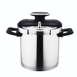 LXBF LX-GY20 5L Stainless Steel Pressure Cooker Cooking Pot, Specification: 20cm