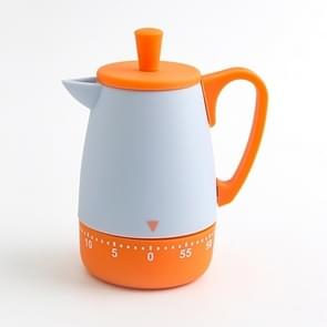 Creative Life Kettle Shape Time Manager Keuken Mechanische Learning Timer Alarm Reminder
