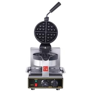 FY-2205A Business Electric Double-sided Heating Single-end Rotary Muffin Machine Waffle Maker
