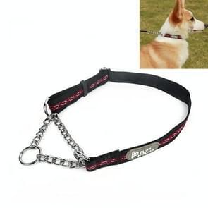 Tuffhound 1704 huisdier anti-Bite halsband hond keten  maat: S  1.5 x (30-50) cm