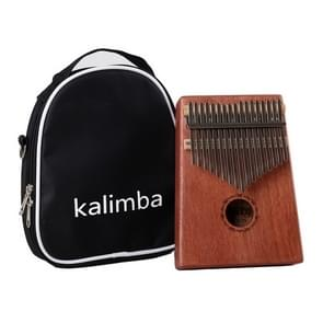 17-tone Peach Core Single Kalimba Thumb Piano Kalimba Finger Piano