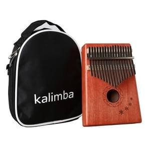 17-tone Snowflake Kalimba Thumb Piano Kalimba Finger Piano