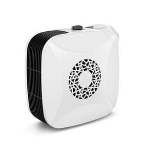 Huishoudelijke kantoor warme en koude wind radiator warmer elektrische kachel warme luchtblazer (wit)