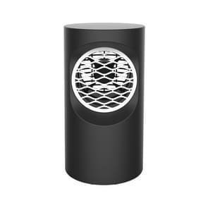 Mini huishoudelijke kantoor Desktop radiator warmer elektrische kachel warme luchtblazer (zwart)