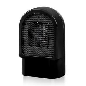 Mini huishoudelijke kantoor radiator warmer elektrische kachel warme luchtblazer (zwart)