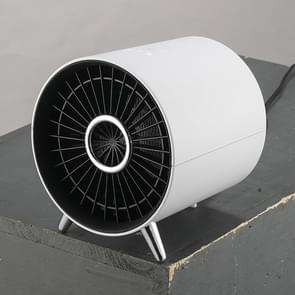 Mini huishoudelijke energiebesparing radiator warmer elektrische kachel warme luchtblazer (wit)