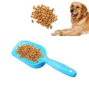 Multifunctionele huisdier schraper Tool voedsel Scoops schop  willekeurige kleur levering