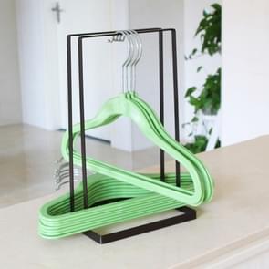 Creatieve afwerking Frame Hanger metgezel opslag Rack  grootte: 17*13*27cm(Coffee)