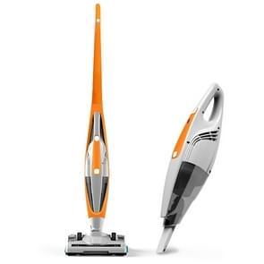 90/200W multifunctionele opvouwbare oplaadbare draadloze elektrische Handheld vacuüm Cleaner(Orange)