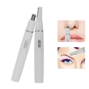 CNaier AE-824 Multi-function Electric Nasal Hair Trimmer Eyebrow Trimmer Shaver