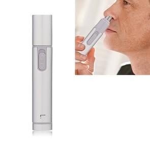 CNaier AE-822 Men Portable 360 Degree Rotation Mute Electric Nasal Hair Trimmer