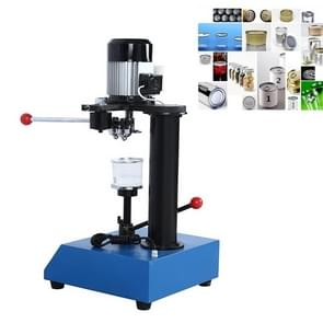 Portable Manual Metal Glass Can Seamer Sealing Machine
