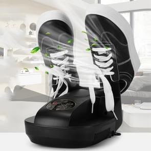 220V huishoudelijke intelligente desodorisatie sterilisatie schoen droger elektrische schaalbare Boot Warmer(Black)