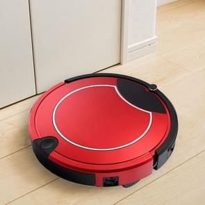 TOCOOL TC-450 Smart Vacuum Cleaner Touch Display Household Sweeping Cleaning Robot with Remote Control(Red)