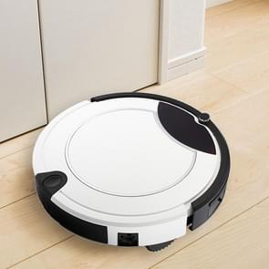 TOCOOL TC-450 Smart Vacuum Cleaner Touch Display Household Sweeping Cleaning Robot with Remote Control(White)