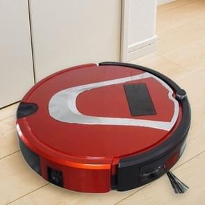 TOCOOL TC-750 Smart Vacuum Cleaner Touch Display Household Sweeping Cleaning Robot with Remote Control(Red)