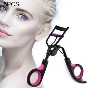 5 pc's twee kleuren Super groothoek make-up Tools wimper krulspelden  willekeurige kleur levering