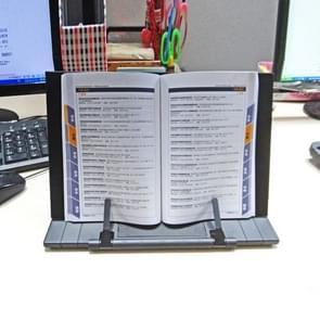 Studenten boek lezing Desk Stand instelbare hoek Documenthouder
