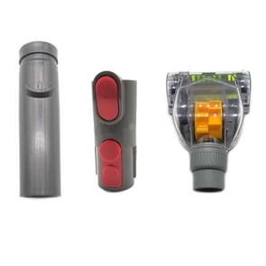 XD994 3 in 1 Handheld Tool Anti Mites Suction Head Kits D928 D931 D923 for Dyson V6 / V7 / V8 / V10 Vacuum Cleaner