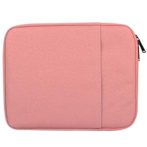 ND00 10 inch Shockproof Tablet Liner Sleeve Pouch Bag Cover, For iPad 9.7 (2018) / iPad 9.7 inch (2017), iPad Pro 9.7 inch(Pink)