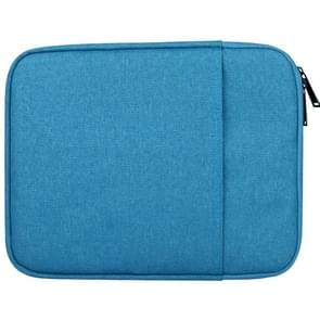 ND00 10 inch Shockproof Tablet Liner Sleeve Pouch Bag Cover, For iPad 9.7 (2018) / iPad 9.7 inch (2017), iPad Pro 9.7 inch(Blue)